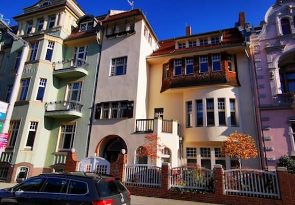 Mehrfamilienhaus, Bahnhofstraße Cottbus
