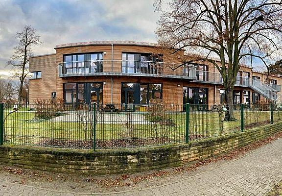 Neubau Hort Schulzendorf