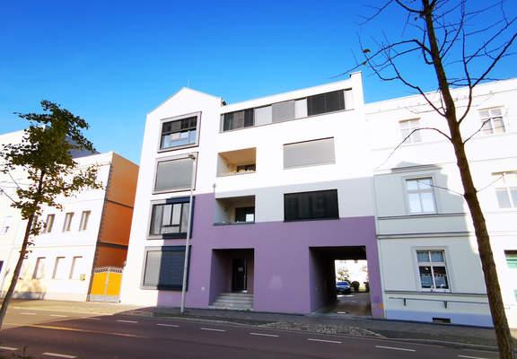 Neubau Mehrfamilienhaus - Hubertstraße, Cottbus