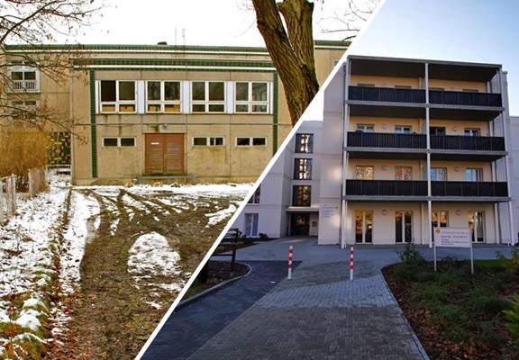 Betreutes Wohnen, Welzower Straße Cottbus