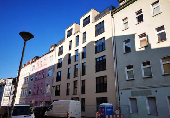 Neubau Mehrfamilienhaus - Marienstraße, Cottbus